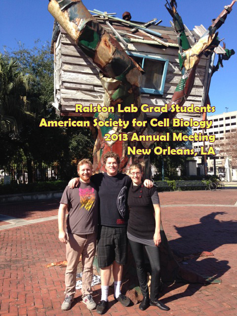 ralston_lab_grad_students_ASCB_2013