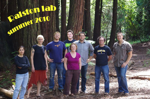 Ralston_lab_summer_2010